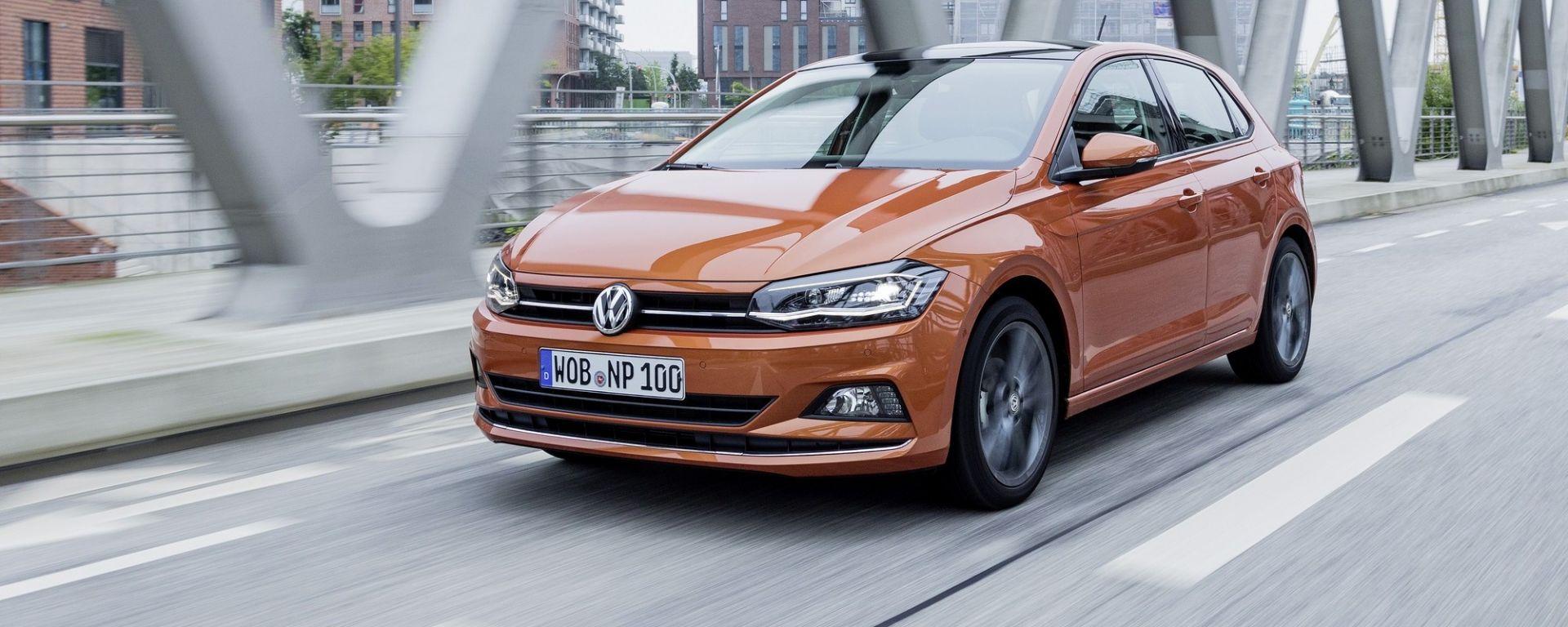 Nuova Volkswagen Polo, la prova