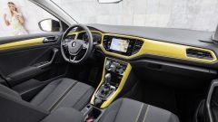 Nuova Volkswagen T-Roc: gli interni