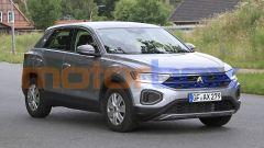 Nuova Volkswagen T-Roc: nuovo paraurti anteriore