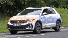 Nuova Volkswagen T-Roc: scheda tecnica e foto del SUV compatto