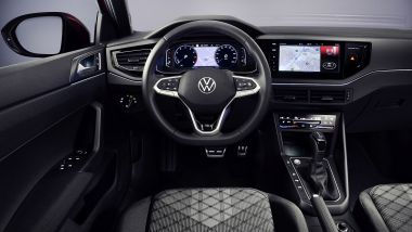 Nuova Volkswagen Taigo: gli interni