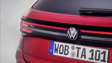 Nuova Volkswagen Taigo: i gruppi ottici posteriori