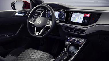 Nuova Volkswagen Taigo: il posto guida