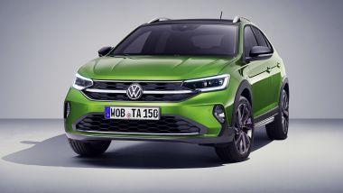 Nuova Volkswagen Taigo: la versione Life