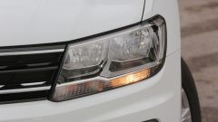 Nuova Volkswagen Tiguan 1.6 TDi: i fari a Led sono di serie