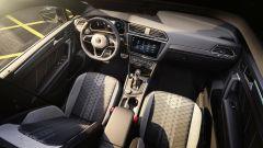 Nuova Volkswagen Tiguan 2021: i nuovi interni
