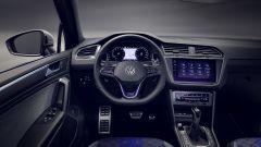 Nuova Volkswagen Tiguan 2021 R: gli interni