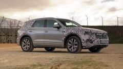 Nuova Volkswagen Touareg: la presentazione in diretta video - Immagine: 1