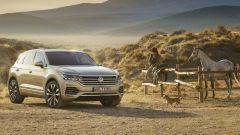 Nuova Volkswagen Touareg 2018: salto di categoria - Immagine: 18
