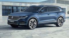 Nuova Volkswagen Touareg 2018: salto di categoria - Immagine: 20
