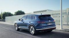 Nuova Volkswagen Touareg 2018: salto di categoria - Immagine: 22