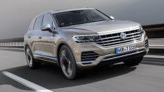 Nuova Volkswagen Touareg 2018: salto di categoria - Immagine: 2