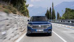 Nuova Volkswagen Touareg 2018: salto di categoria - Immagine: 3