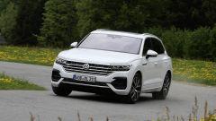 Nuova Volkswagen Touareg 2018: salto di categoria - Immagine: 16