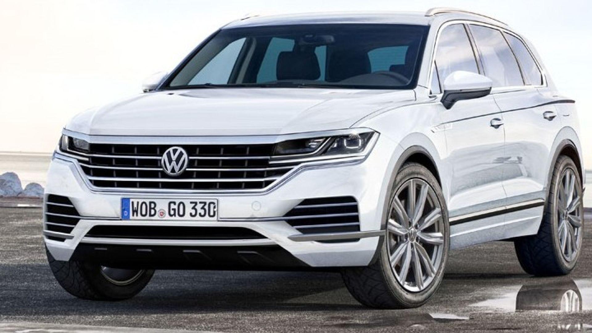Nuova Volkswagen Touareg 2018: la prima uscita sarà entro fine anno - MotorBox