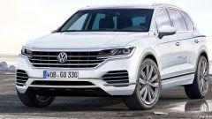 Nuova Volkswagen Touareg 2018: la prima uscita sarà entro fine anno