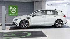 Volkswagen Golf GTE plug-in hybrid: arrivo, autonomia, prezzi