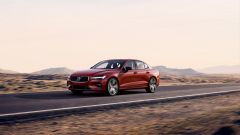 Ecco la nuova Volvo S60: non c'è diesel - Immagine: 20