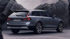 Nuove Volvo S90 e V90, col facelift debuttano i mild hybrid - Immagine: 4