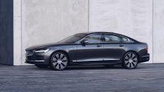 Nuove Volvo S90 e V90, col facelift debuttano i mild hybrid - Immagine: 12
