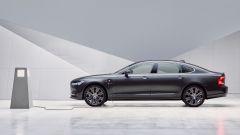 Nuove Volvo S90 e V90, col facelift debuttano i mild hybrid - Immagine: 15