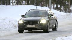 Nuova Volvo Serie 90: per tutte leggere modifiche ai fascioni paraurti