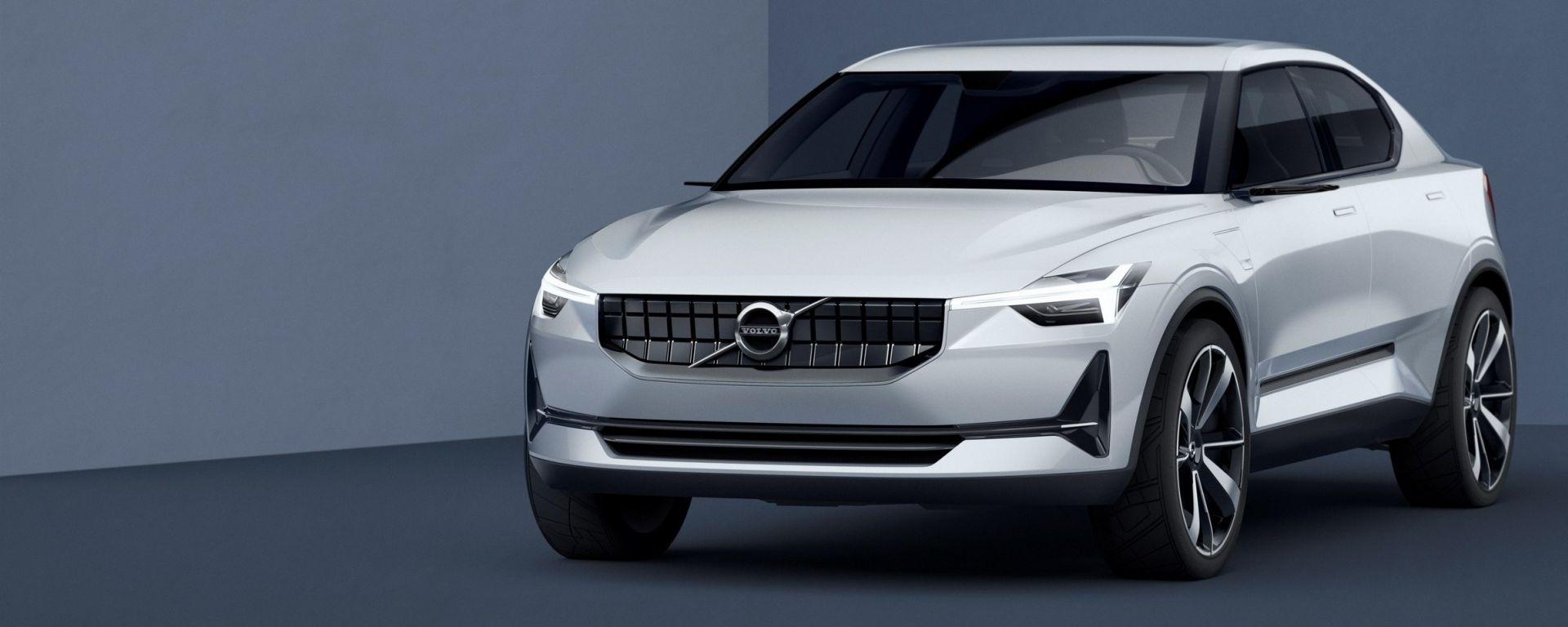 X Lg on Volvo V40