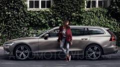 """Nuova Volvo V60 2018: le prime foto """"rubate"""" - Immagine: 2"""