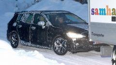 Nuova Volvo V60 2018, le foto spia della seconda generazione - Immagine: 6