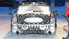 Nuova Volvo V60 2018, le foto spia della seconda generazione - Immagine: 10
