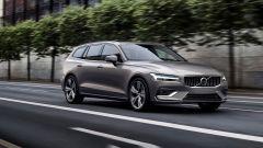 Nuova Volvo V60 2018: in video dal Salone di Ginevra 2018 - Immagine: 2