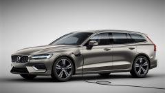 Nuova Volvo V60 2018: in video dal Salone di Ginevra 2018 - Immagine: 20