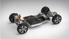 Nuova Volvo XC-40 Recharge: piattaforma modulare CMA