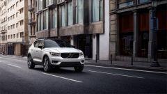 Nuova Volvo XC40: capacità di carico del bagagliaio: da 460 litri fino ai 1.335 litri