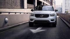 Nuova Volvo XC40: frontale