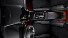 Nuova Volvo XC40: gli interni