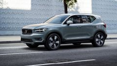 Nuova Volvo XC40: Lunga 4 metri e 43 cm, alta 1 metro 65 cm e larga 1 metro e 85 cm