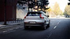 Nuova Volvo XC40: posteriore