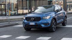 Nuova Volvo XC40: prova, dotazioni, interni, prezzo
