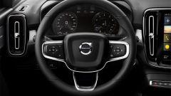 Nuova Volvo XC40: volante