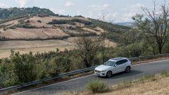 Nuova Volvo XC60 2017: vista dall'alto