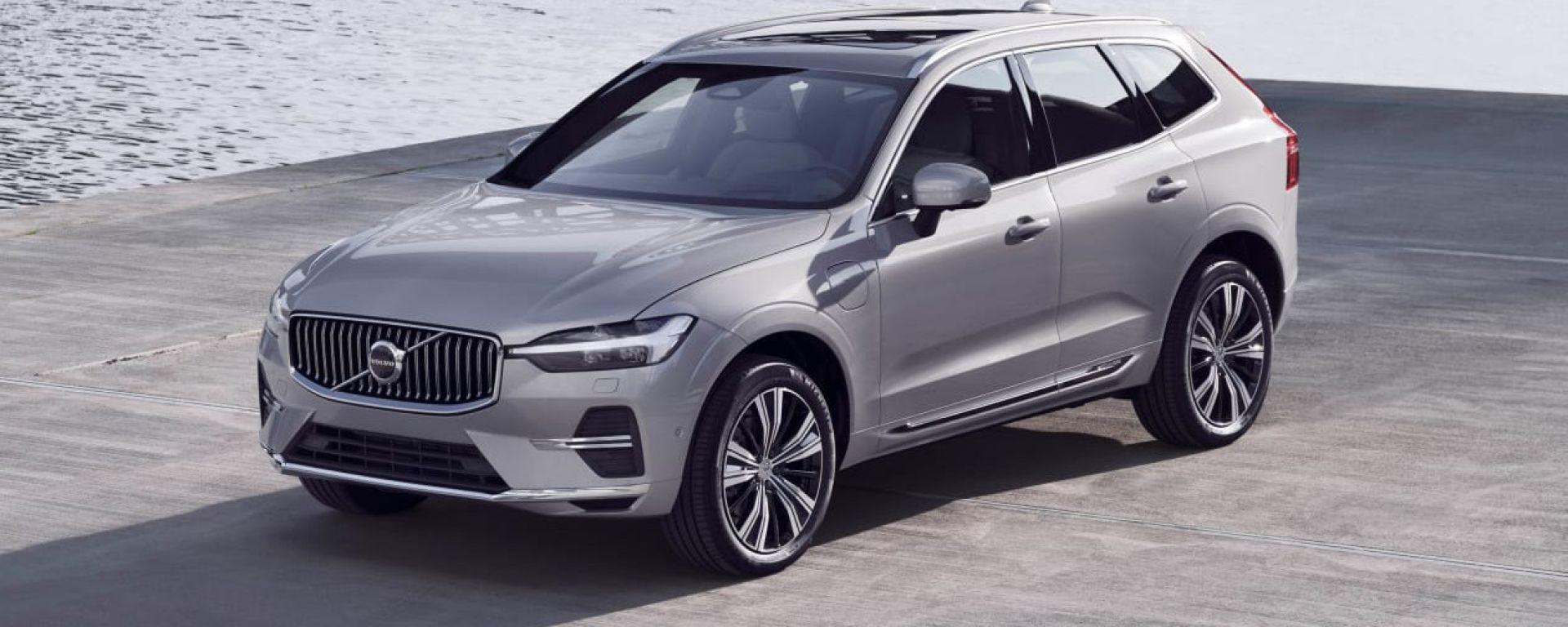 Nuova Volvo XC60 2021: facelift e novità tecnologiche