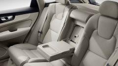 Nuova Volvo XC60: il divanetto posteriore