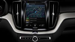 Nuova Volvo XC60: il monitor touch da 9 pollici per il sistema di infotainment