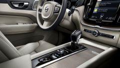 Nuova Volvo XC60: il tunnel centrale