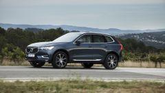Nuova Volvo XC60: la prova su strada