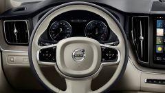 Nuova Volvo XC60: la strumentazione digitale