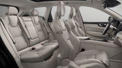 Nuova Volvo XC60: l'abitacolo