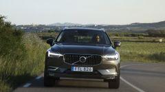 Nuova Volvo XC60: vista frontale