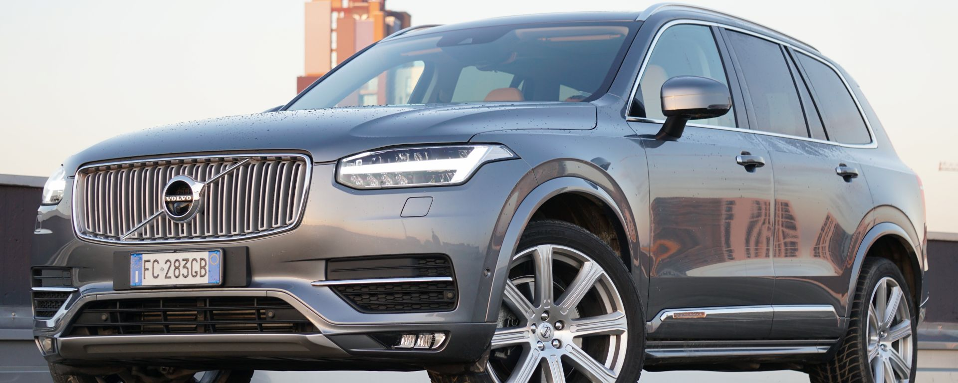 Nuova Volvo XC90: niente Diesel futuro solo ibrido?